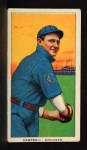 1909 T206  Billy Campbell  Front Thumbnail