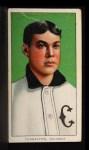 1909 T206 #74  Bunk Congalton  Front Thumbnail