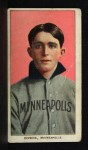1909 T206 #103  Jerry Downs  Front Thumbnail