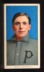 1909 T206  Harry Arndt  Front Thumbnail