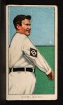 1909 T206 BUF Jack White  Front Thumbnail