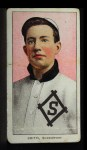 1909 T206 SHR Carlos Smith  Front Thumbnail