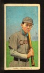 1909 T206 #118 CUB Johnny Evers  Front Thumbnail