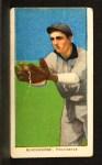1909 T206 #33  Lena Blackburne  Front Thumbnail