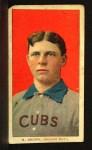 1909 T206 #44 POR Mordecai Brown  Front Thumbnail