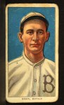 1909 T206 #37  Dave Brain  Front Thumbnail