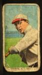 1909 T206 BAT Rube Manning  Front Thumbnail