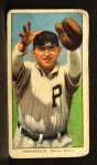 1909 T206 #38  Kitty Bransfield  Front Thumbnail
