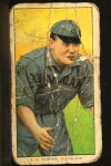 1909 T206 CLE J. J. Clarke  Front Thumbnail