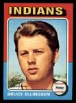 1975 Topps Mini #288  Bruce Ellingsen  Front Thumbnail