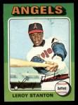 1975 Topps Mini #342  Leroy Stanton  Front Thumbnail
