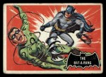 1966 Topps Batman Black Bat #46 BLK  The Batarang Front Thumbnail