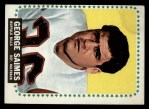 1964 Topps Beatles Black and White #36  George Harrison  Front Thumbnail