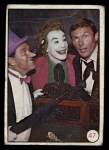 1966 Topps Batman Color #47 CLR  Penguin / Joker / Bruce Wayne Front Thumbnail