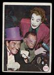 1966 Topps Batman Color #54 CLR  Penguin / Riddler / Joker Front Thumbnail