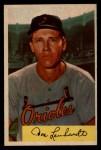 1954 Bowman #53 OF Don Lenhardt  Front Thumbnail