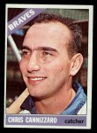 1966 Topps #497  Chris Cannizzaro  Front Thumbnail
