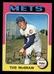 1975 Topps Mini #67  Tug McGraw  Front Thumbnail