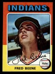 1975 Topps Mini #181  Fred Beene  Front Thumbnail