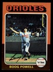 1975 Topps Mini #625  Boog Powell  Front Thumbnail