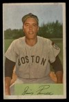 1954 Bowman #66 ^JIM^ Jimmy Piersall  Front Thumbnail