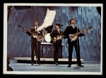 1964 Topps Beatles Color #17   Beatles performing Front Thumbnail