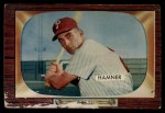 1955 Bowman #112  Granny Hamner  Front Thumbnail