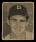 1948 Bowman #41  Rex Barney  Front Thumbnail