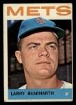 1964 Topps #527  Larry Bearnarth  Front Thumbnail