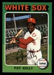 1975 Topps Mini #82  Pat Kelly  Front Thumbnail