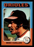1975 Topps Mini #410  Mike Cuellar  Front Thumbnail