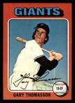 1975 Topps Mini #529  Gary Thomasson  Front Thumbnail