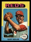 1975 Topps Mini #562  Gary Nolan  Front Thumbnail