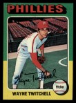 1975 Topps #326  Wayne Twitchell  Front Thumbnail