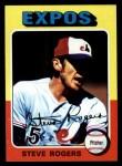 1975 Topps Mini #173  Steve Rogers  Front Thumbnail