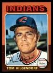 1975 Topps #377  Tom Hilgendorf  Front Thumbnail