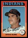 1975 Topps #639  Steve Kline  Front Thumbnail
