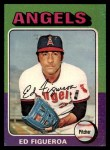 1975 Topps #476  Ed Figueroa  Front Thumbnail
