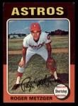 1975 Topps Mini #541  Roger Metzger  Front Thumbnail