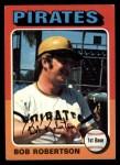 1975 Topps #409  Bob Robertson  Front Thumbnail