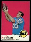 1969 Topps #90  Karl Noonan  Front Thumbnail