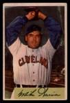 1954 Bowman #100  Mike Garcia  Front Thumbnail