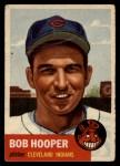 1953 Topps #84  Bob Hooper  Front Thumbnail
