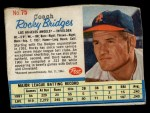 1962 Post #75  Rocky Bridges   Front Thumbnail