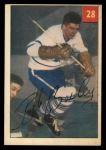 1954 Parkhurst #28  Bob Bailey  Front Thumbnail