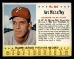 1963 Jello #183  Art Mahaffey  Front Thumbnail