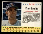 1963 Jello #165  Ernie Broglio  Front Thumbnail