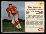 1962 Post #95  Bob Harrison  Front Thumbnail