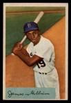 1954 Bowman #74  Jim Gilliam  Front Thumbnail