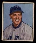 1950 Bowman #220 CPR Leo Durocher  Front Thumbnail